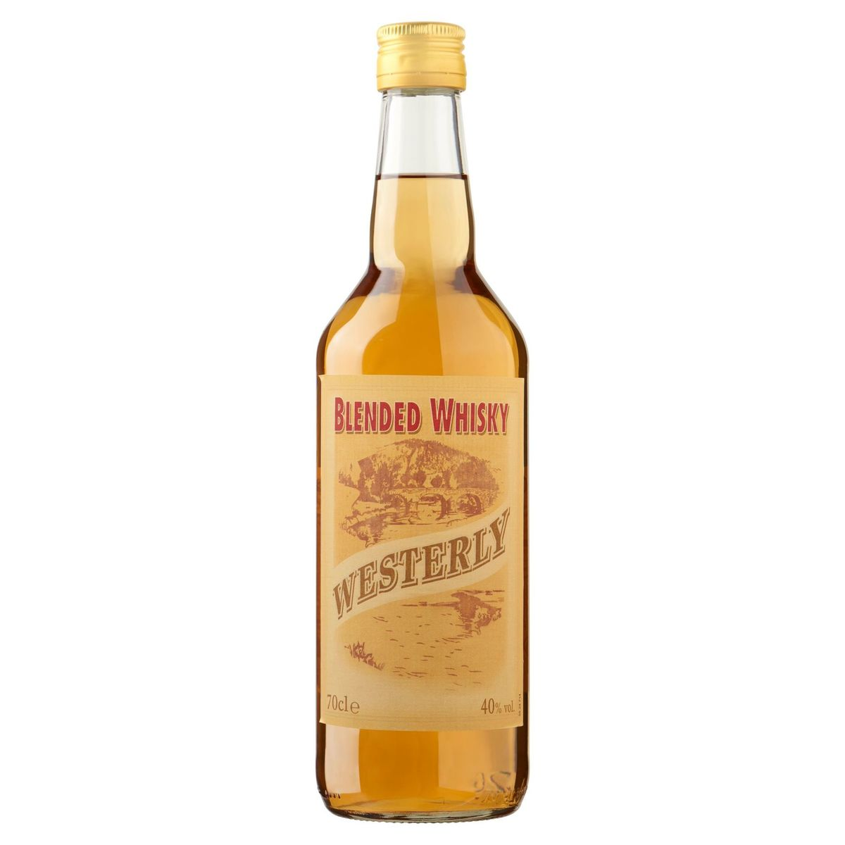 Westerly Blended Whisky 70 cl