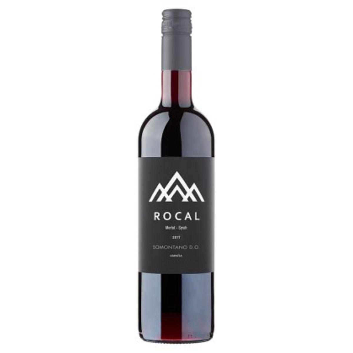Rocal Merlot - Syrah 750 ml