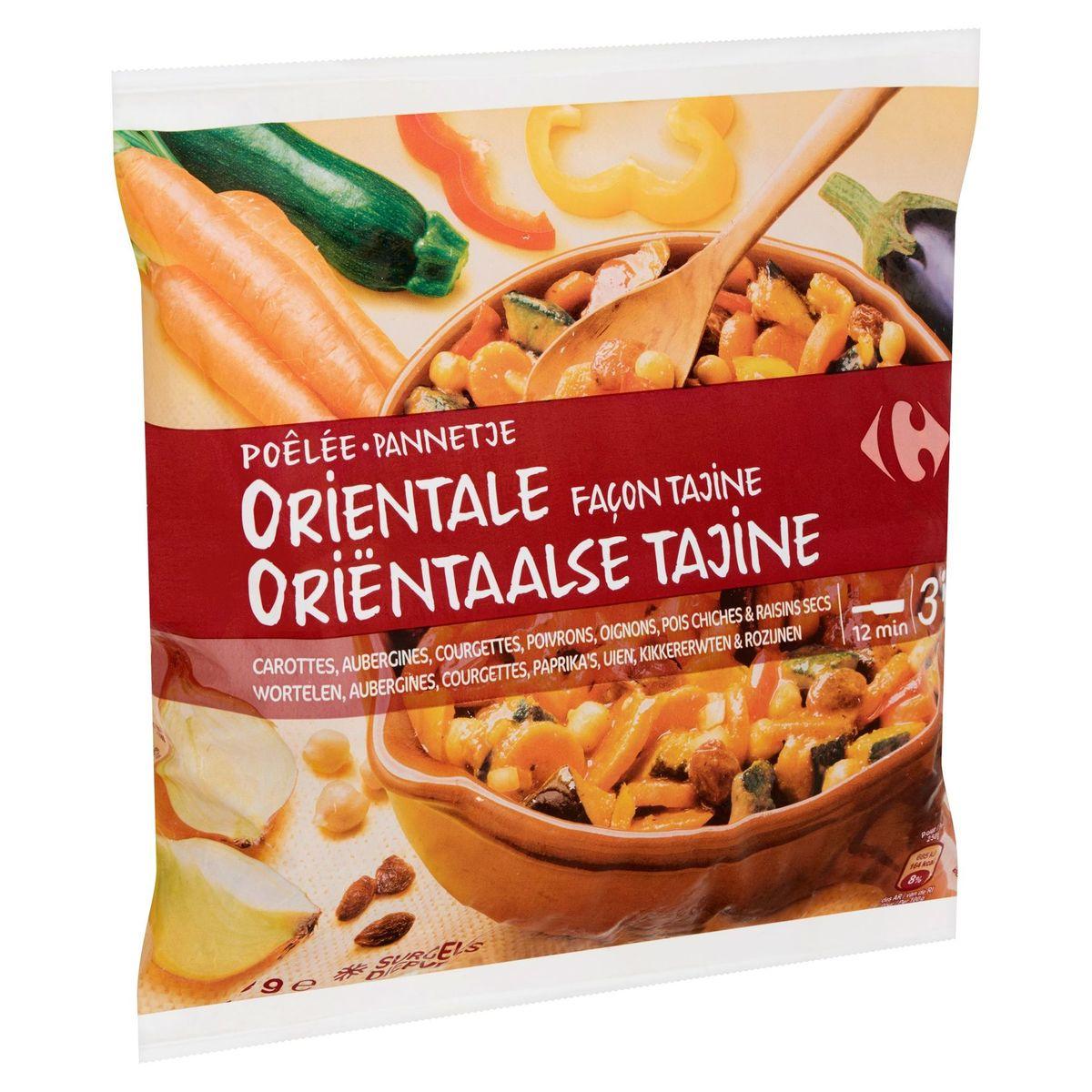 Carrefour Pannetje Oriëntaalse Tajine 750 g