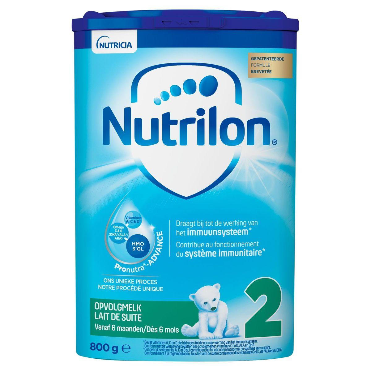 Nutrilon 2 Opvolgmelk poeder baby vanaf 6 maanden 800g