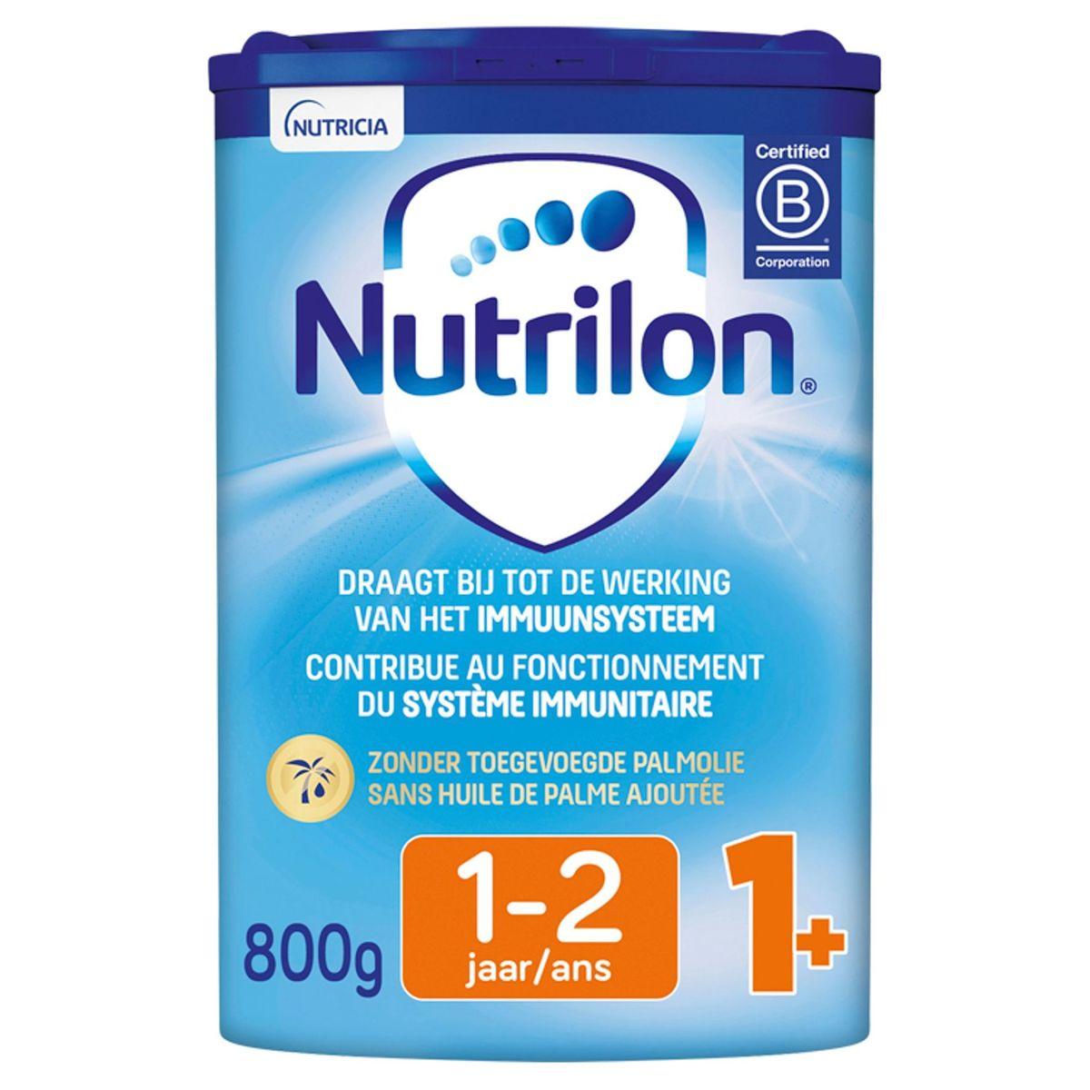 Nutrilon 1+ Lait En Poudre Bébé Dès 1 An Lait De Croissance 800g