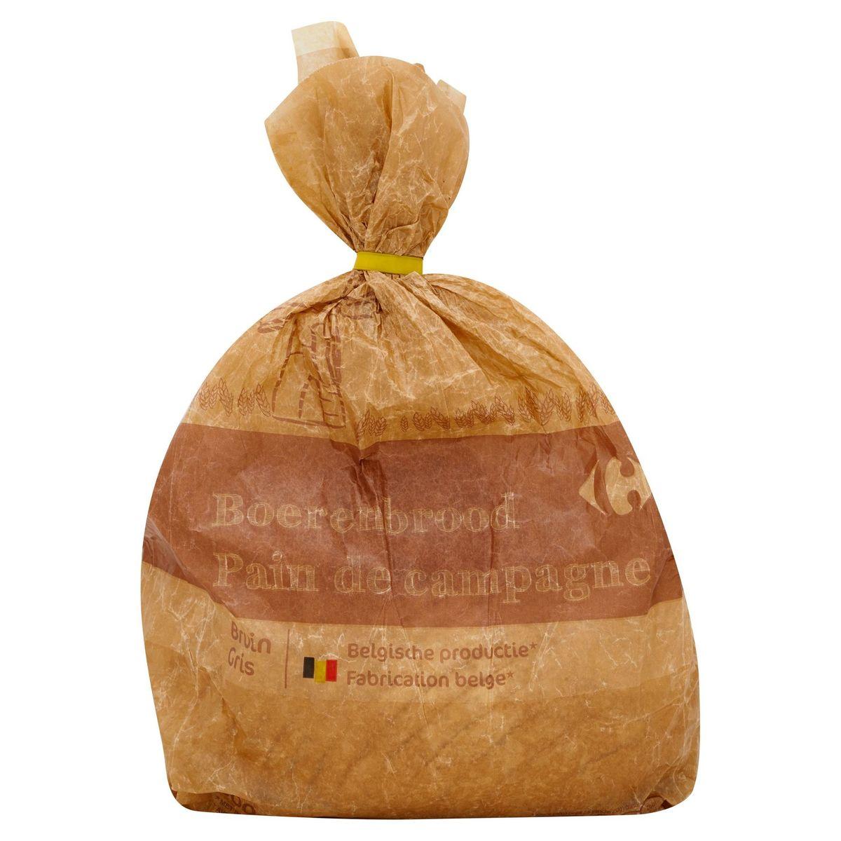Carrefour Boerenbrood Bruin 800 g