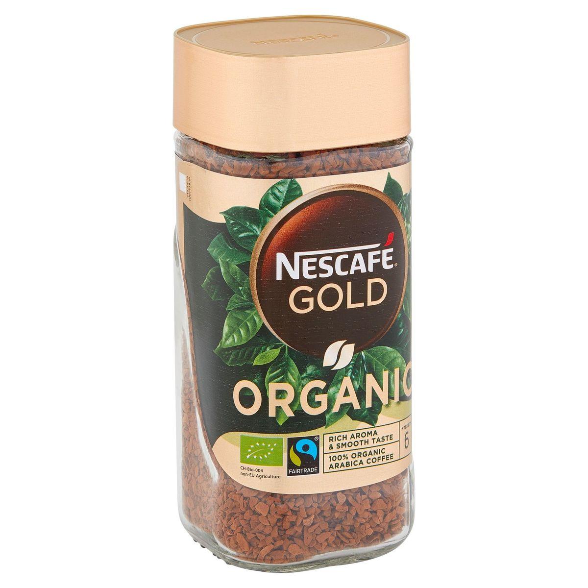 Nescafé Gold Organic 100 g