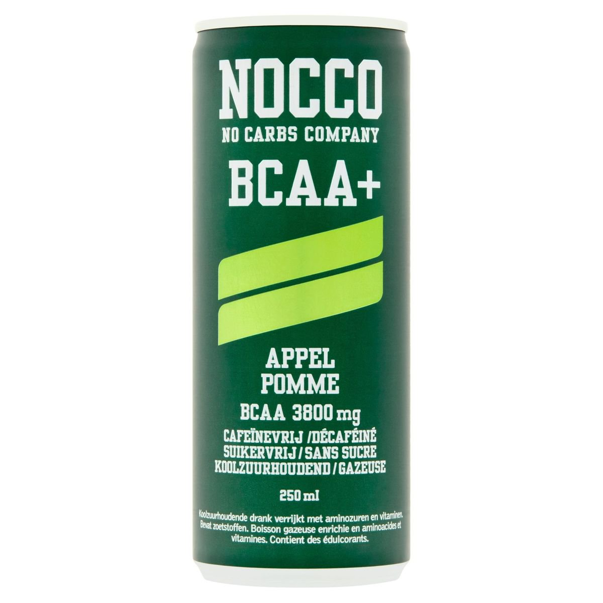 Nocco BCAA+ Pomme 250 ml