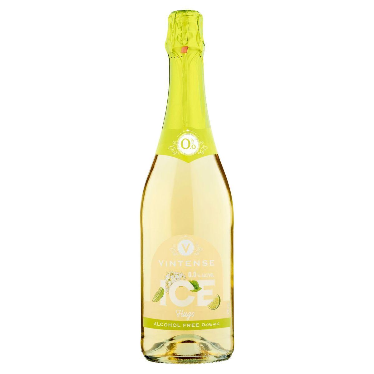 Vintense Ice Hugo 0.0% Alc 750 ml