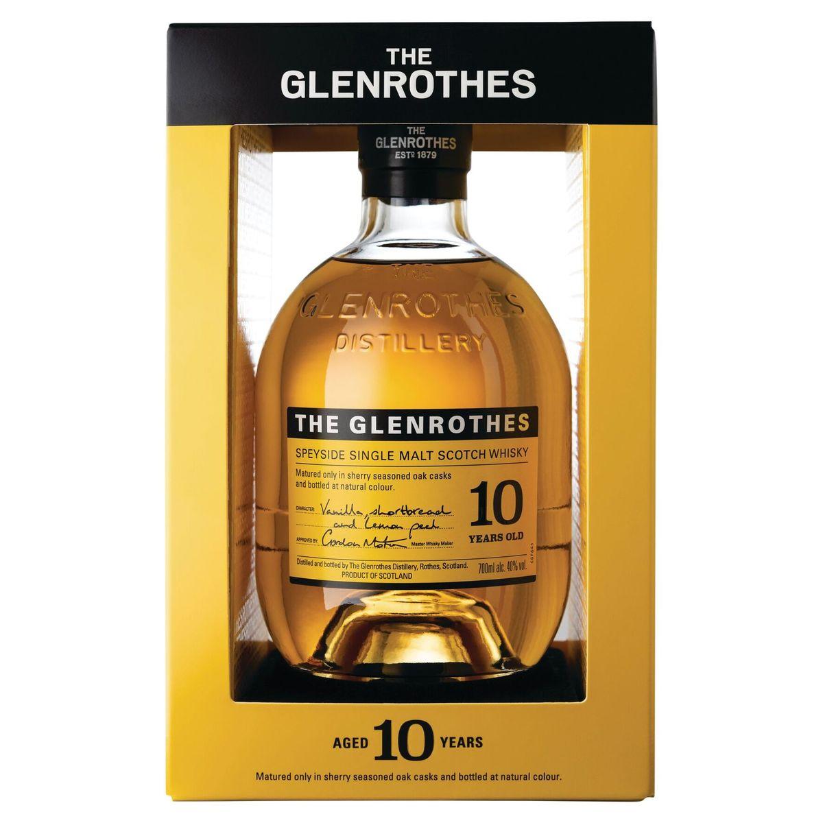 The Glenrothes 10YO 700 ml