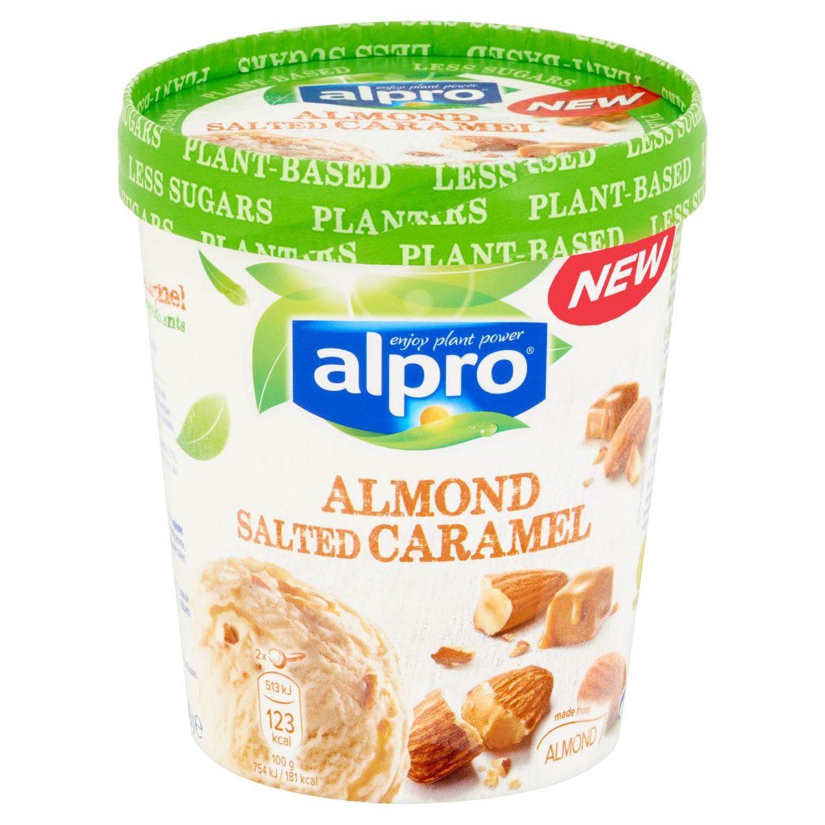 Alpro Ijs Amandel - Salted Karamel 500 ml