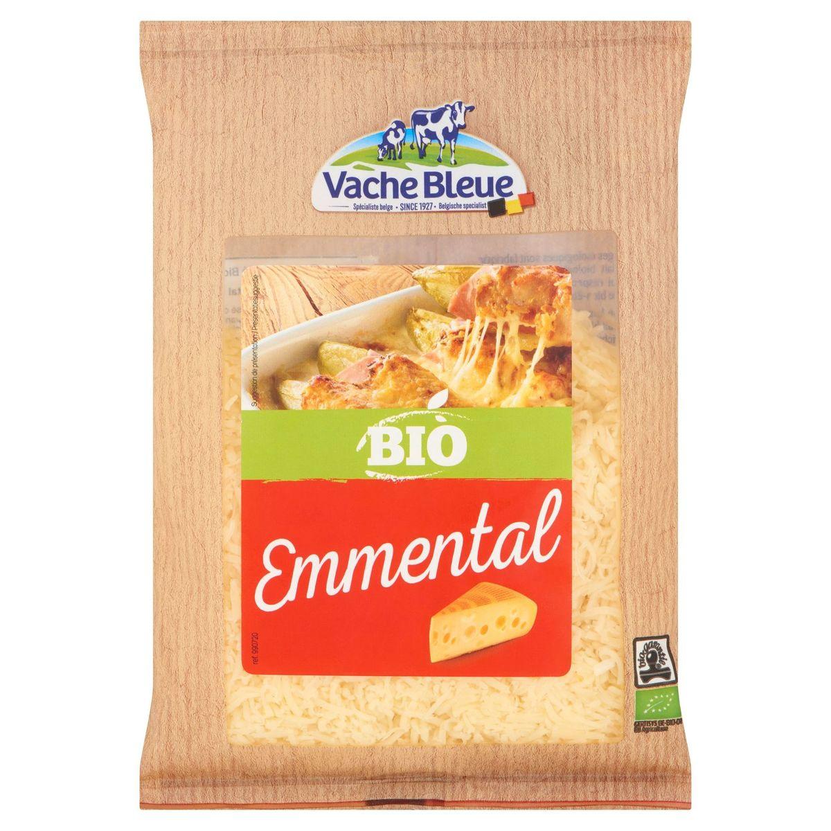 Vache Bleue Bio Emmental 150 g