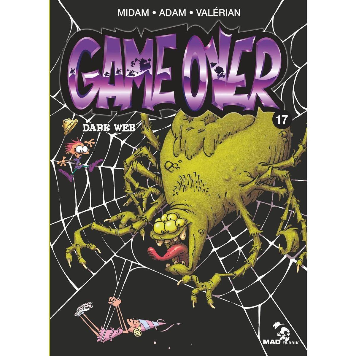 Tome 17: Dark Web