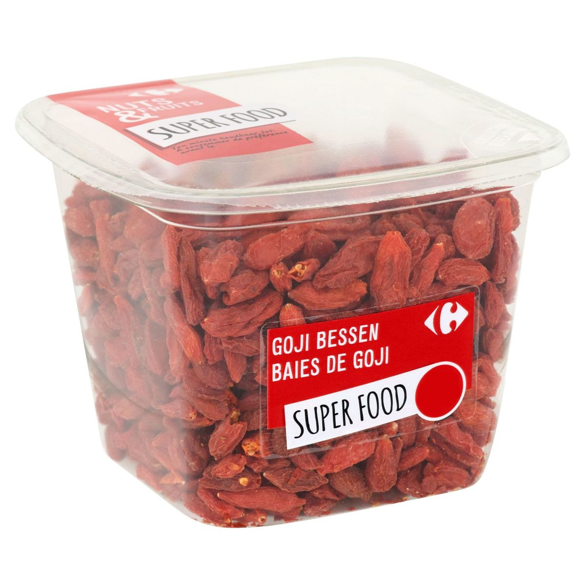 Carrefour Nuts & Fruits Super Food Baies de Goji 160 g
