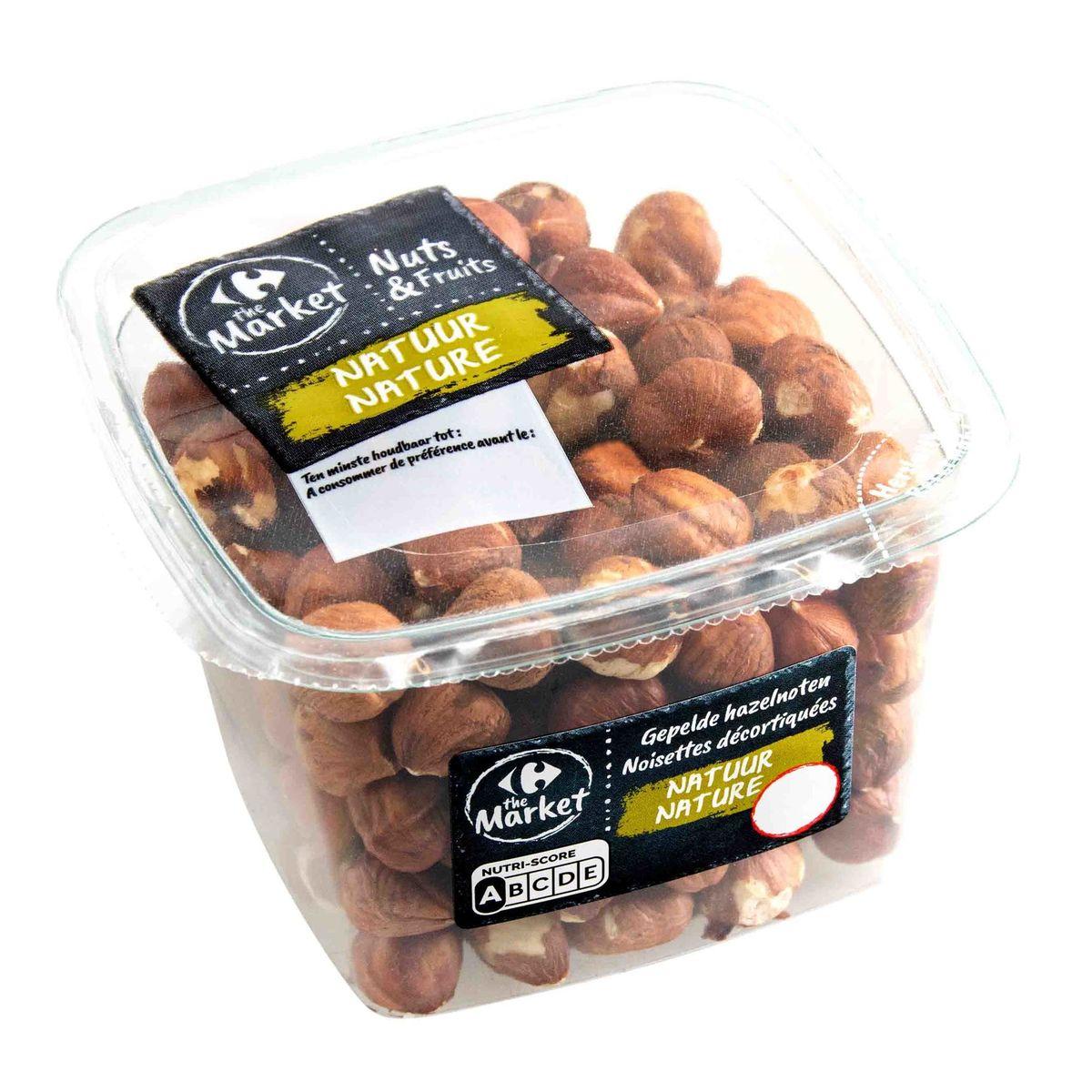 Carrefour Nuts & Fruits Nature Noisettes Décortiquées 200 g