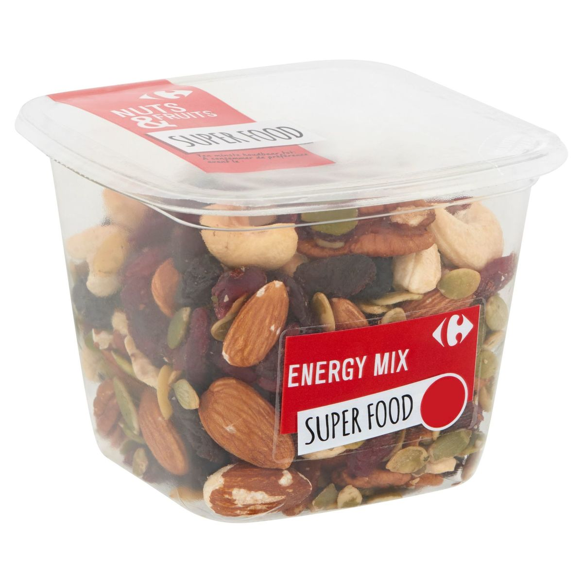 Carrefour Super Food Nuts & Fruits Energy Mix 200 g
