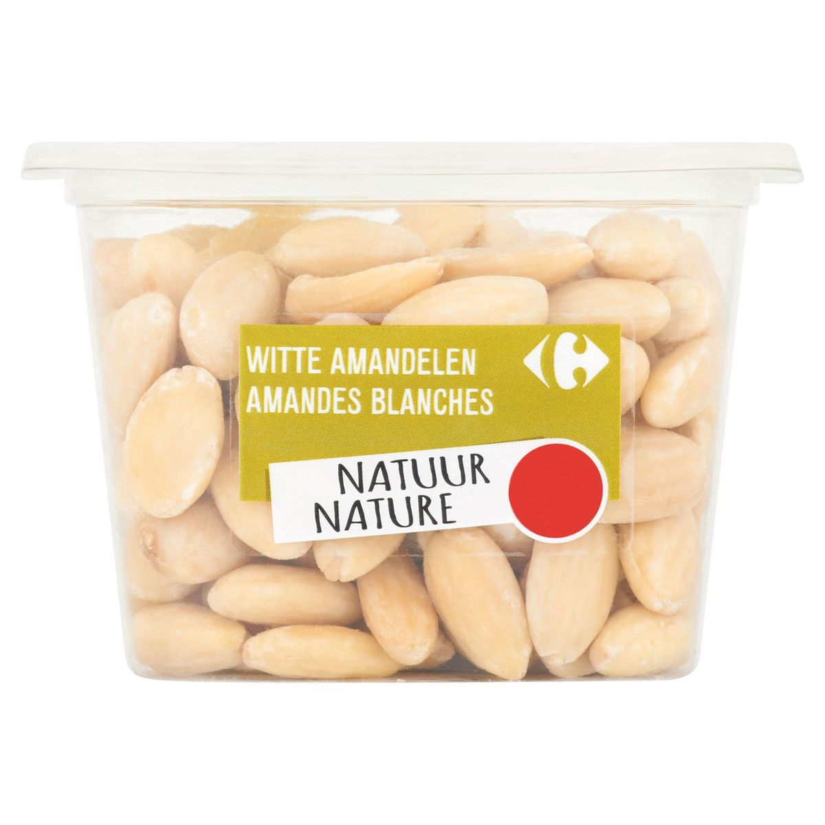 Carrefour Nuts & Fruits Nature Amandes Blanches 200 g