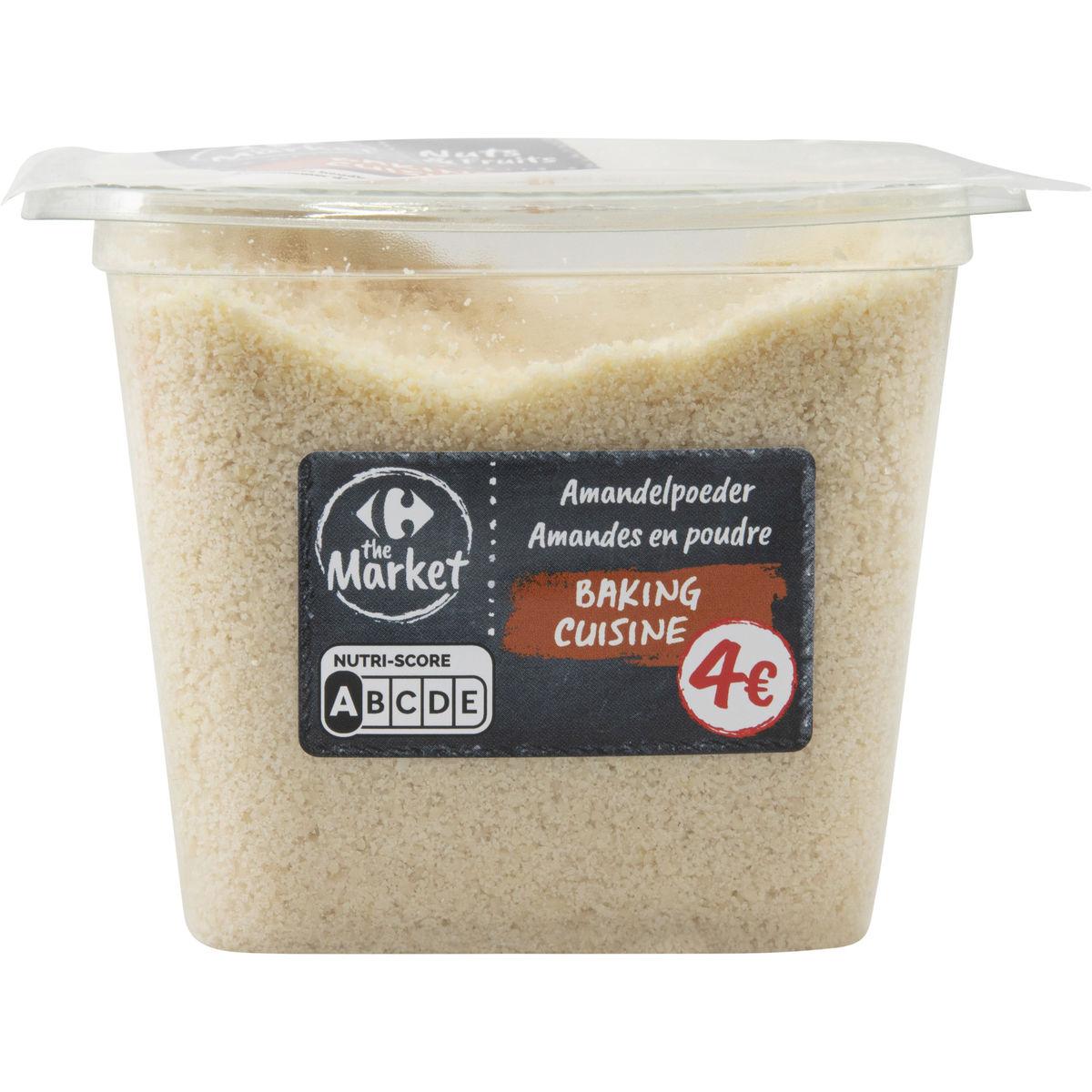 Carrefour Nuts & Fruits Cuisine Amandes en Poudre 175 g