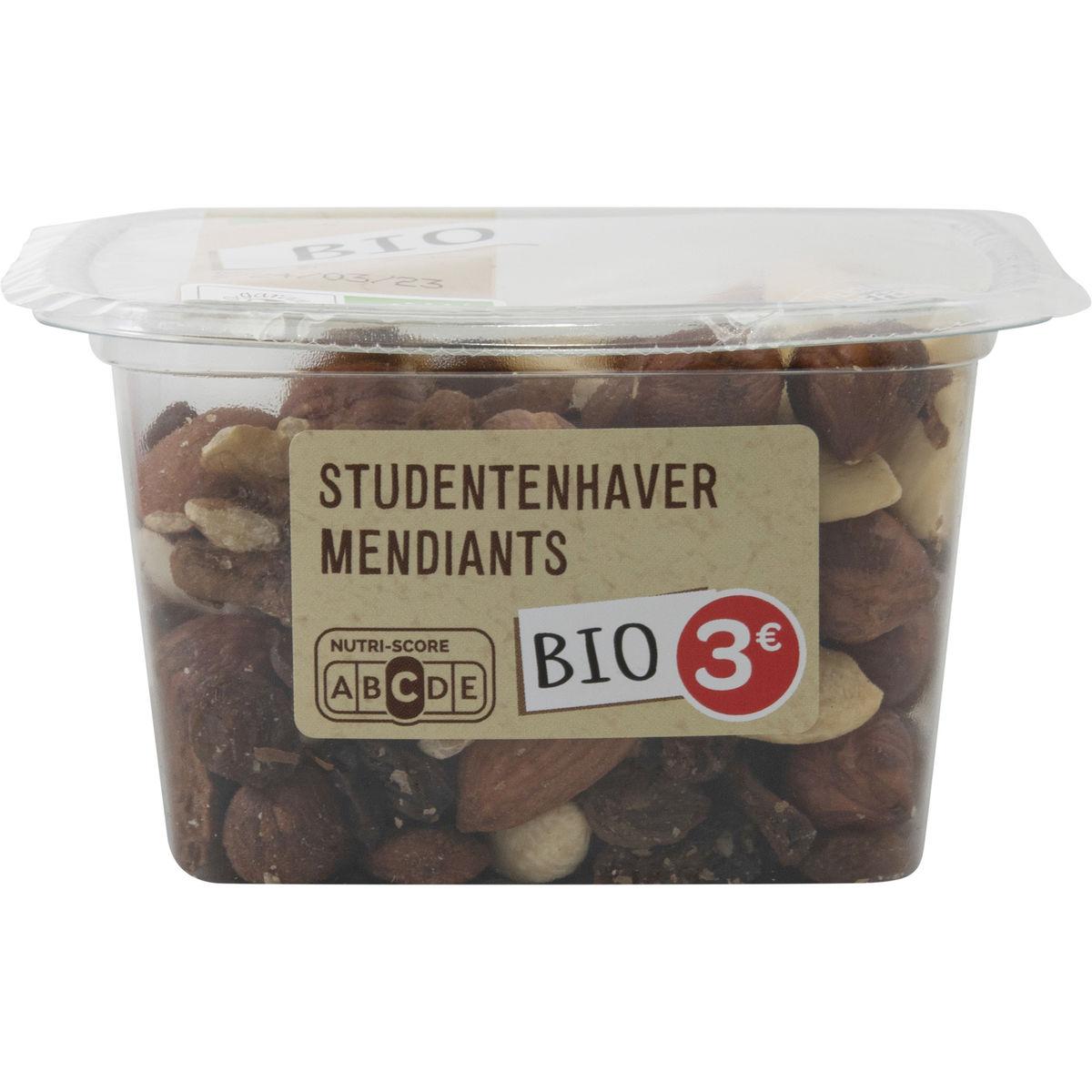 Carrefour Bio Nuts & Fruits Bio Mendiants 160 g