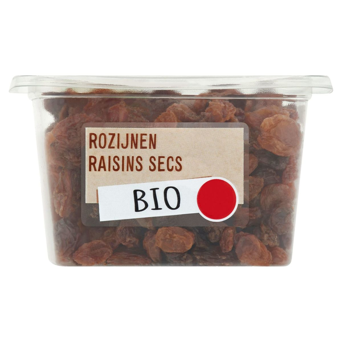 Carrefour Bio Nuts & Fruits Bio Raisins Secs 180 g