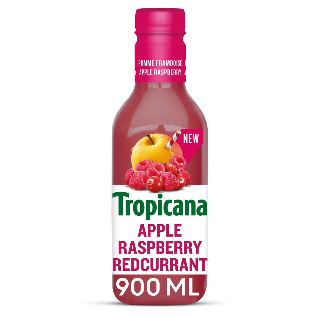 Tropicana Apple Raspberry Redcurrant Vers Fruitsap 90 cl