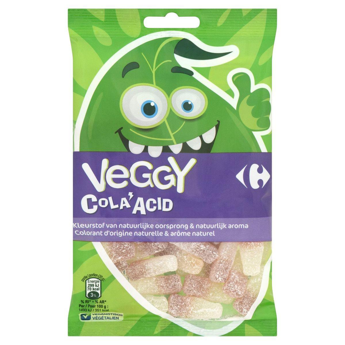 Carrefour Veggy Cola Acid 150 g