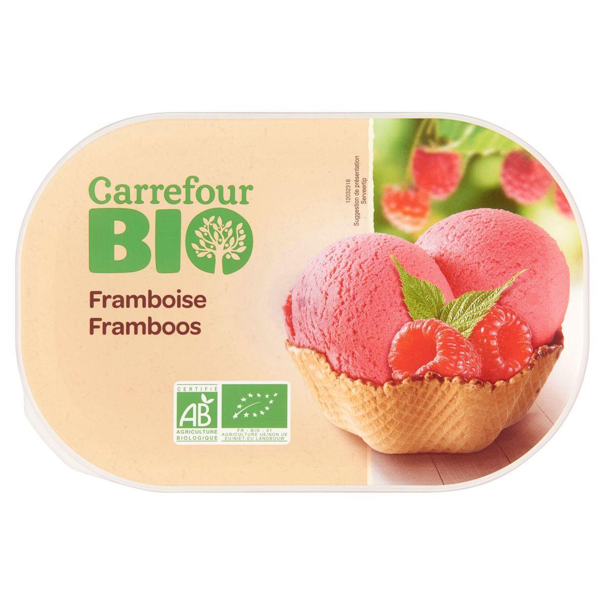 Carrefour Bio Framboos 495 g