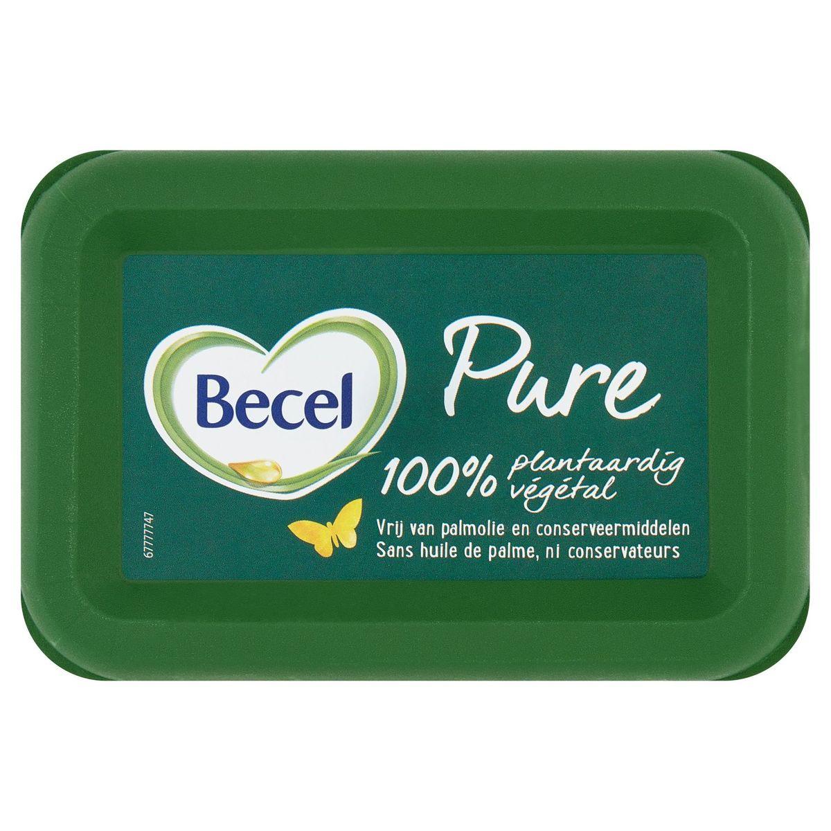 Becel Margarine Pure 100% Végétal 225 g
