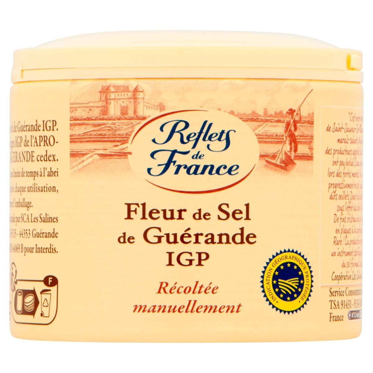 Reflets de France Fleur de Sel de Guérande IGP 140 g