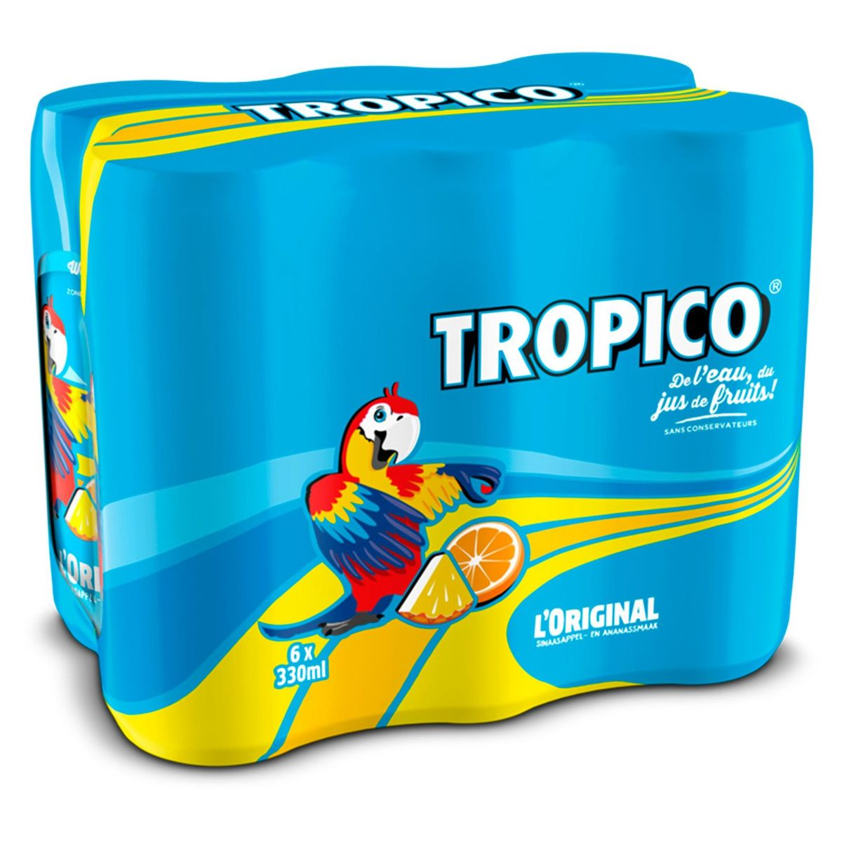 Tropico l'Original 6 x 330 ml