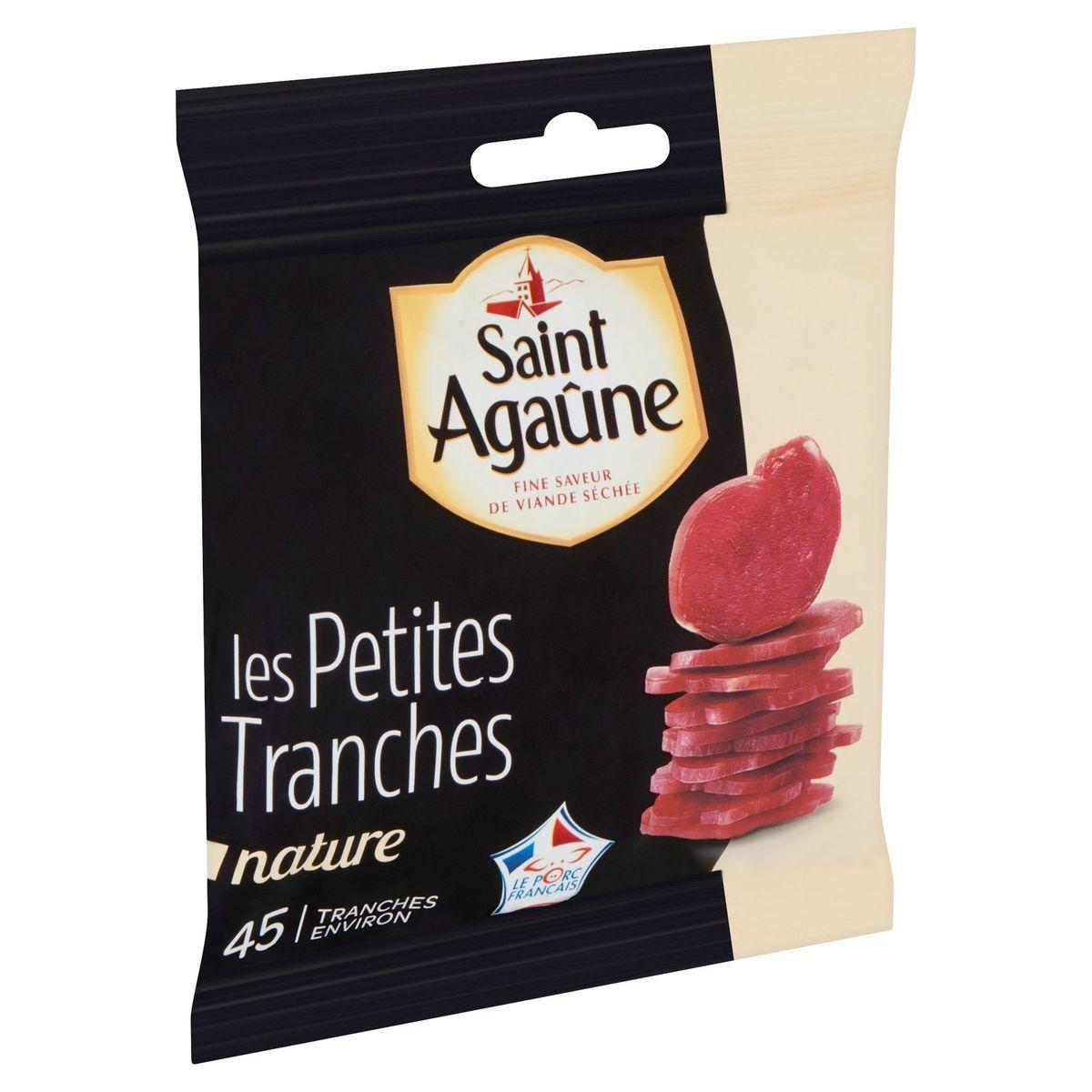 Saint Agaûne les Petites Tranches Nature 70 g