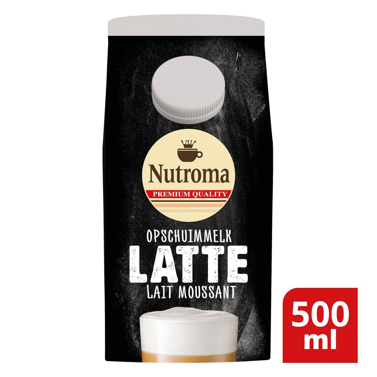 Nutroma Lait Moussant Latte 500 ml