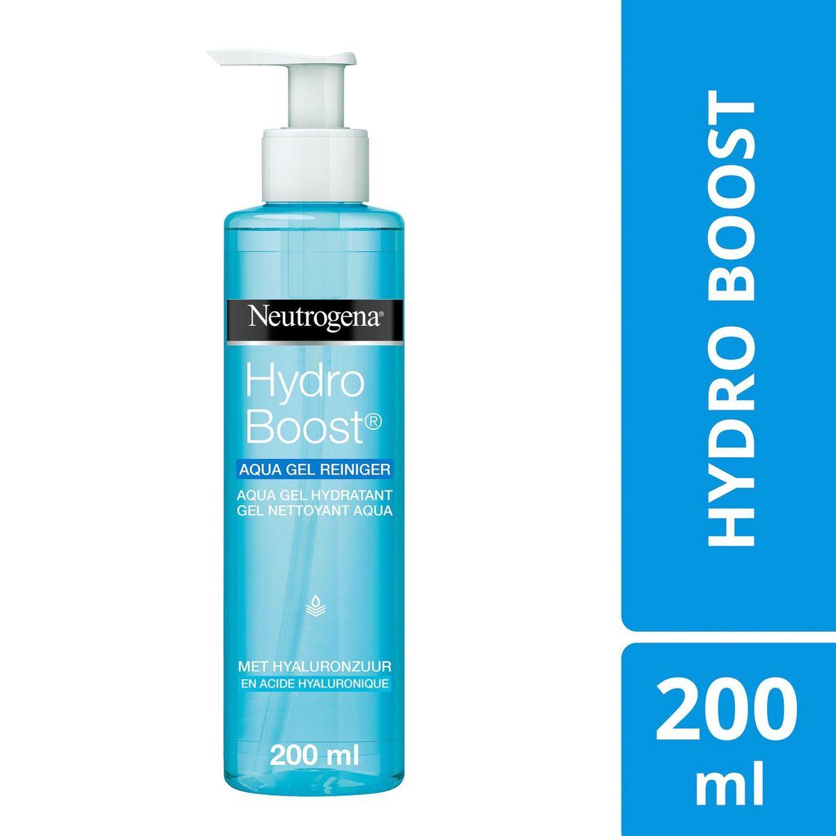Neutrogena Hydro Boost Aqua Gel Reiniger 200 ml