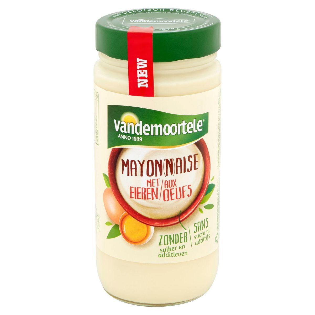 Vandemoortele Mayonnaise aux Oeufs 377 g
