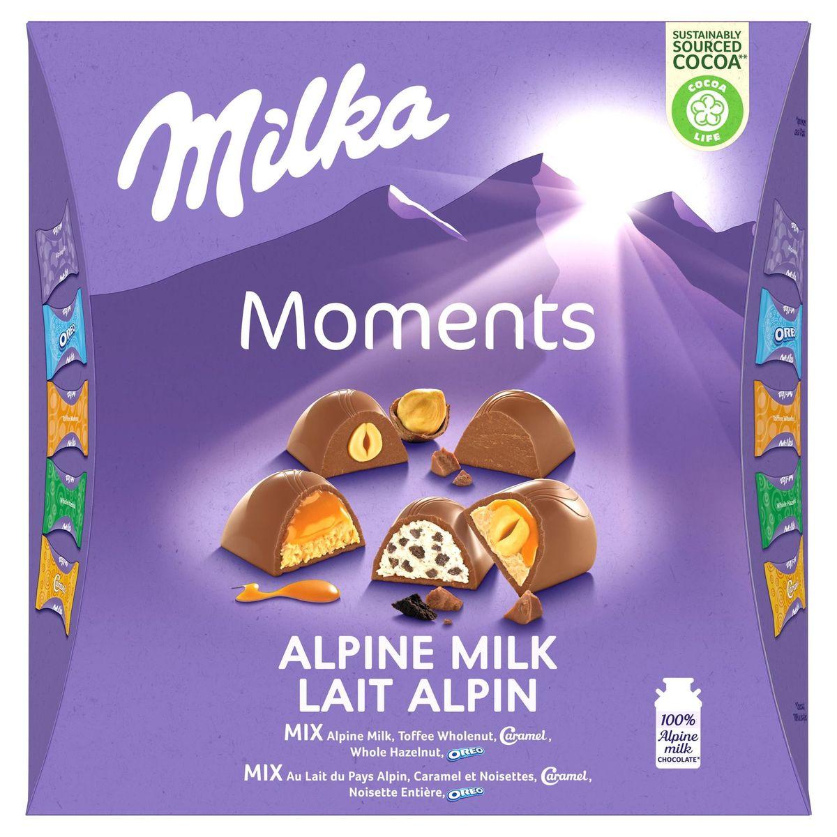 Milka Moments Mix 169 g