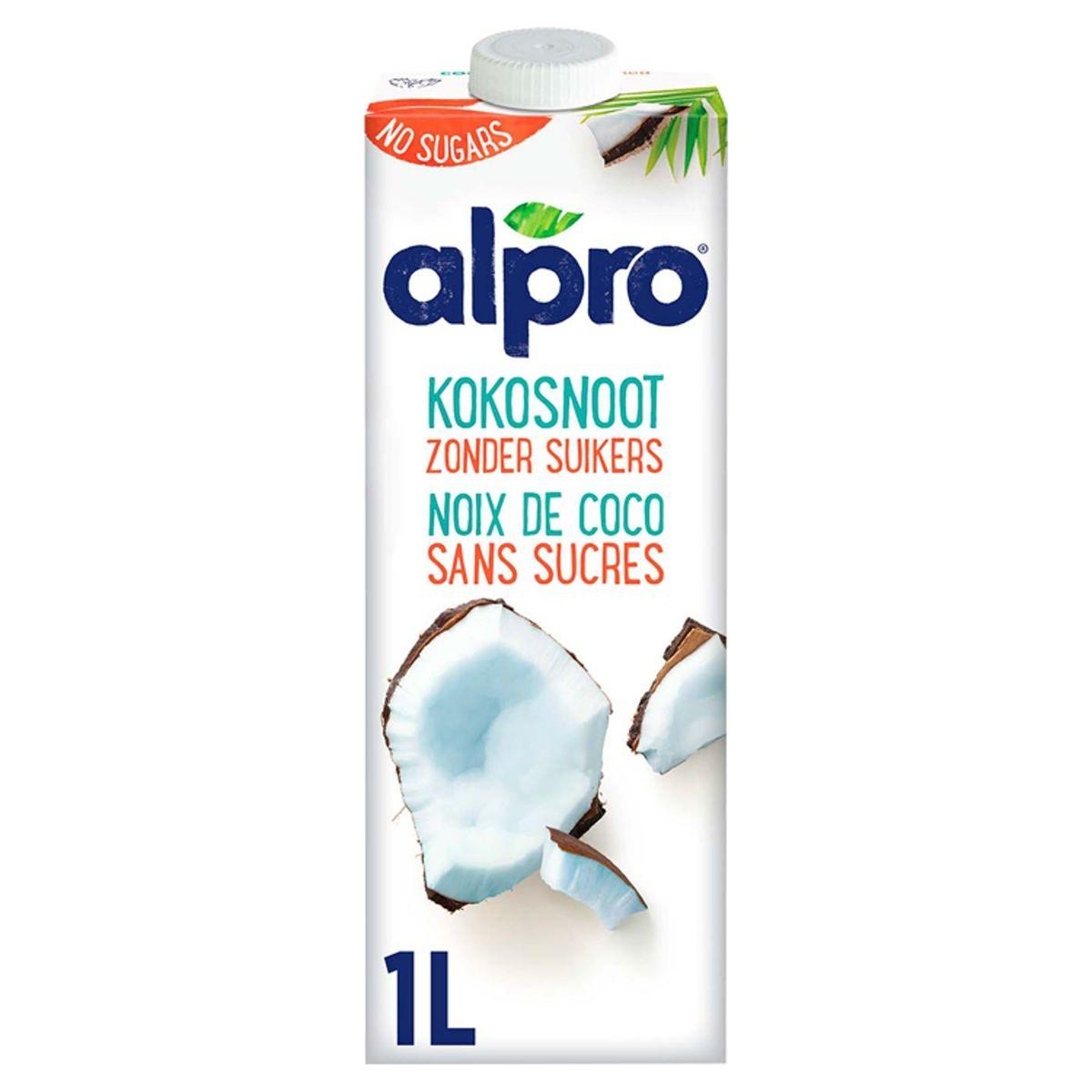 Alpro Coconut No Sugars 1 L