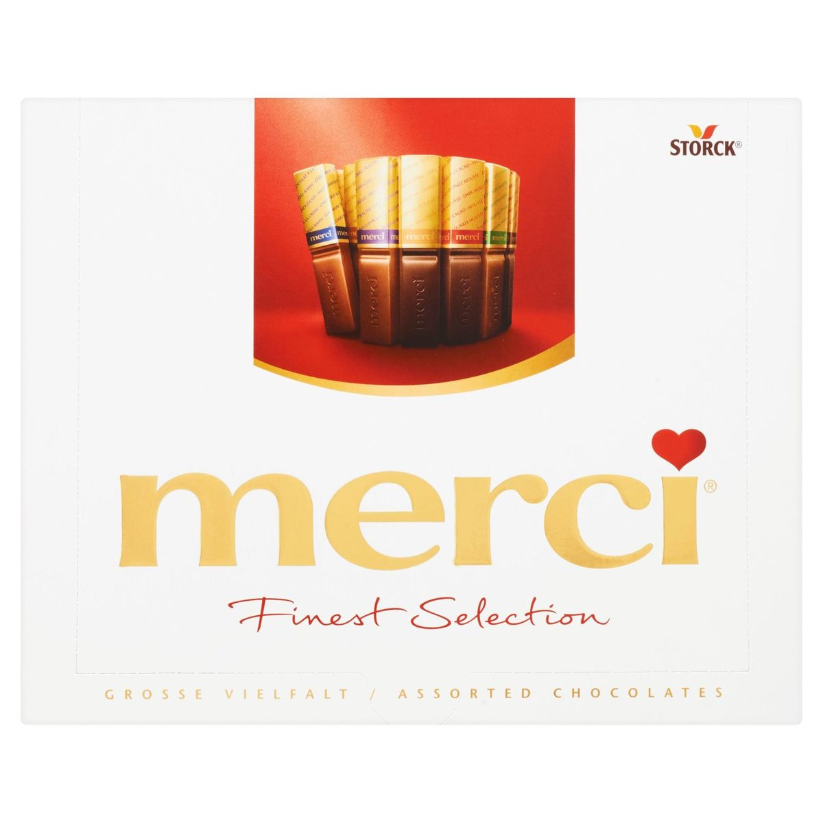 merci Finest Selection Assorted Chocolates 250 g
