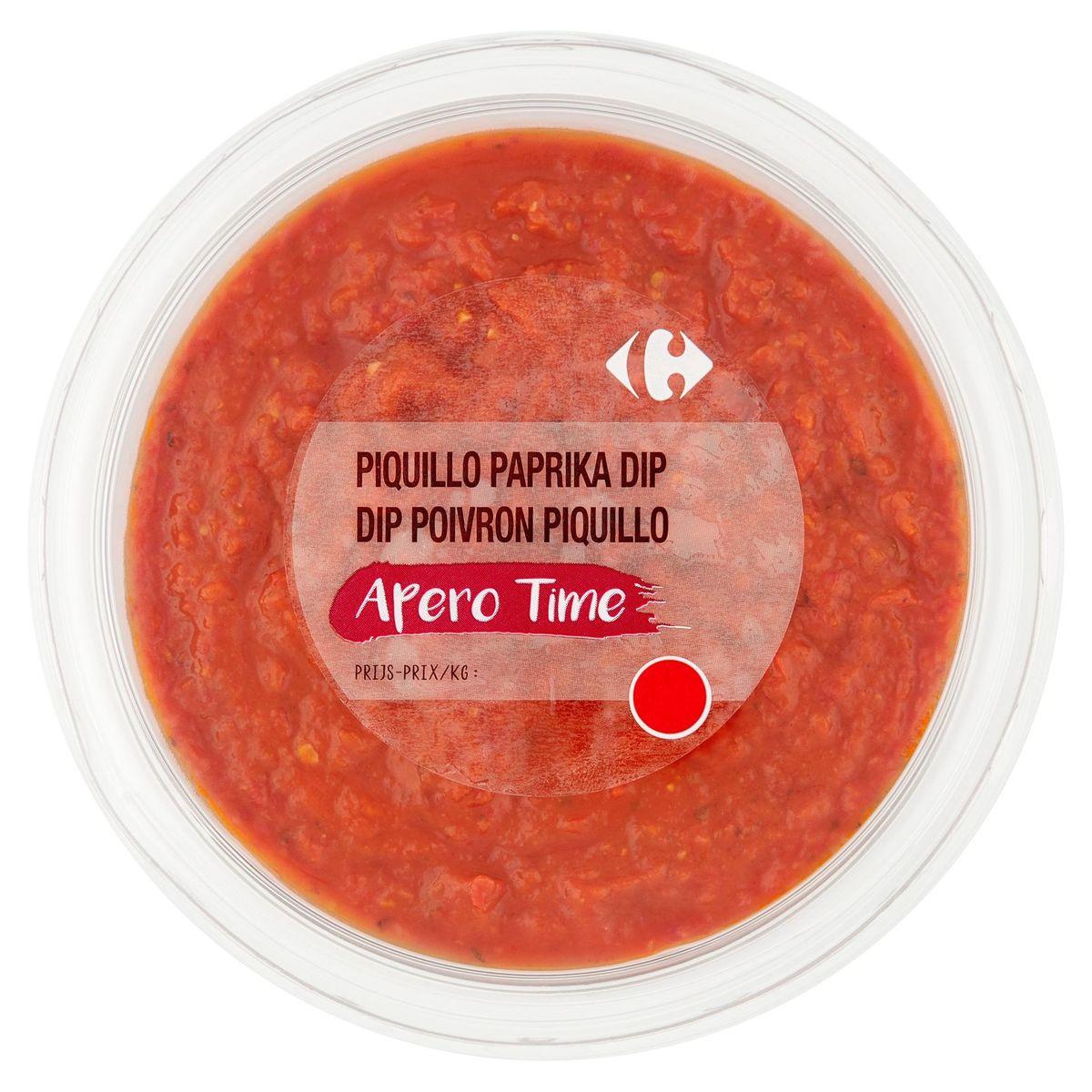 Carrefour Apero Time Dip Poivron Piquillo 175 g
