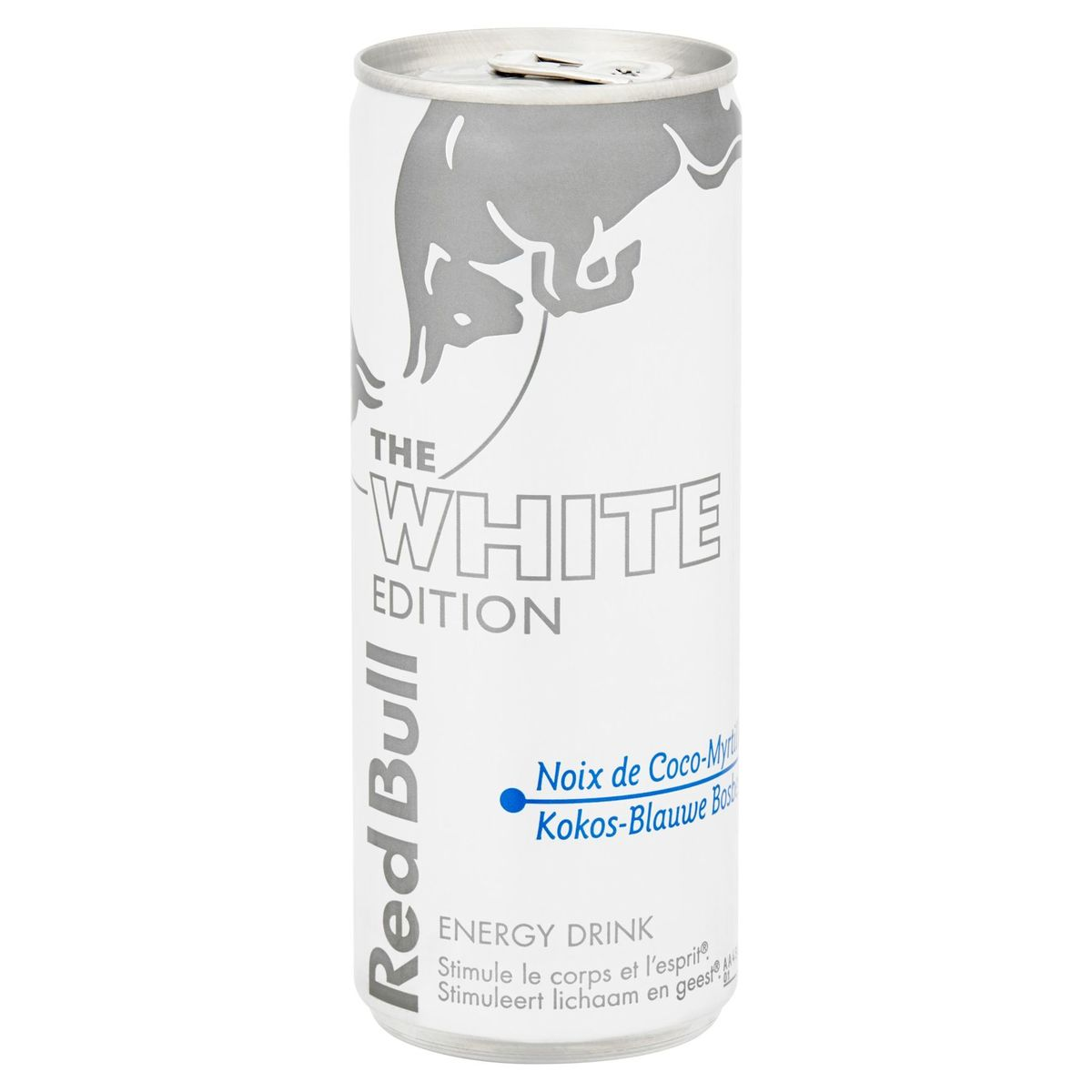 Red Bull the White Edition Noix de Coco-Myrtille Energy Drink 250 ml