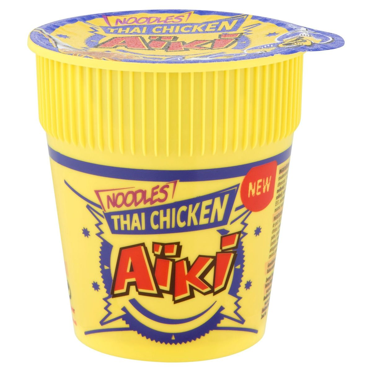 Aïki Noodles Thai Chicken 71 g