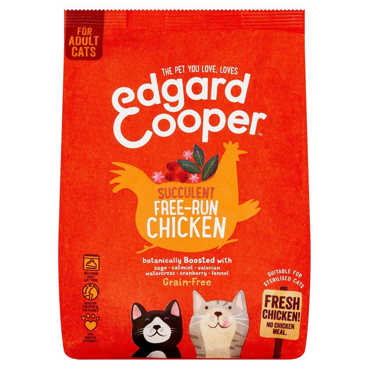 Edgard & Cooper Succulent Free-Run Chicken 700 g