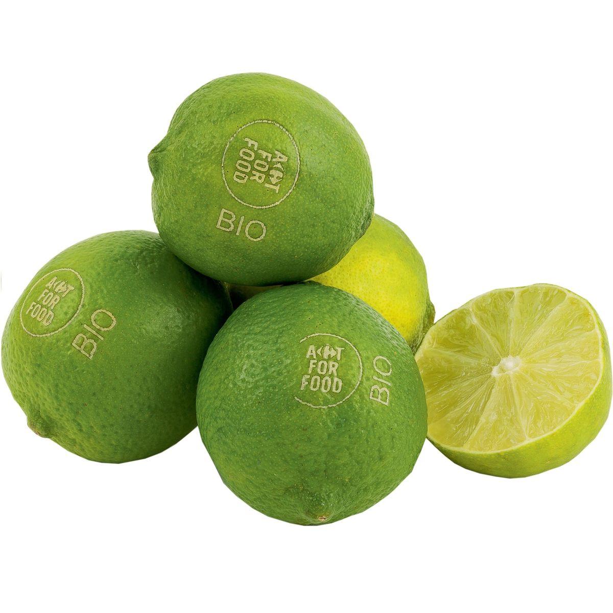 Carrefour Bio Citron Vert en Vrac