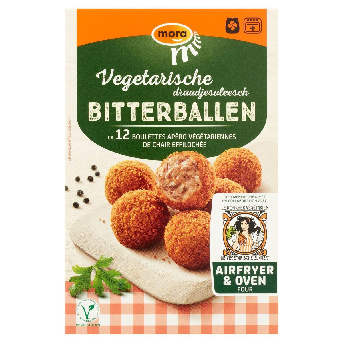 Mora Vegetarische Draadjesvleesch Bitterballen 240 g