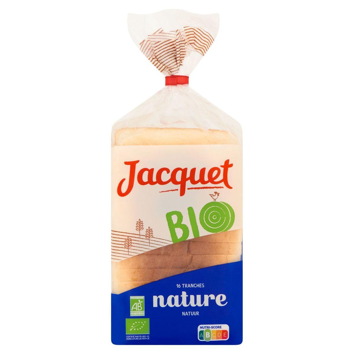 Jacquet Bio Natuur 350 g