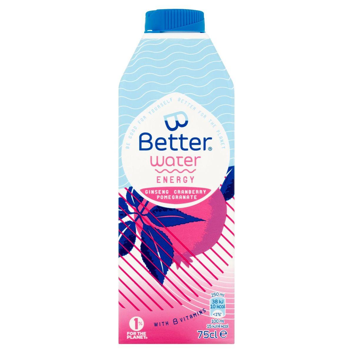 B-Better Eau Energy 750 ml