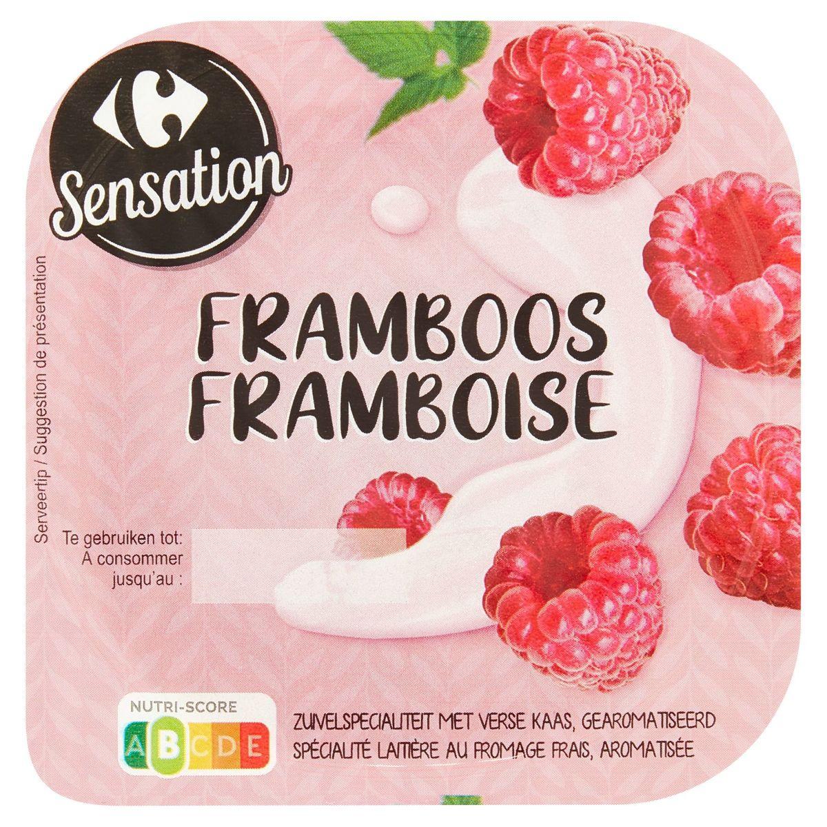 Carrefour Sensation Framboos 180 g