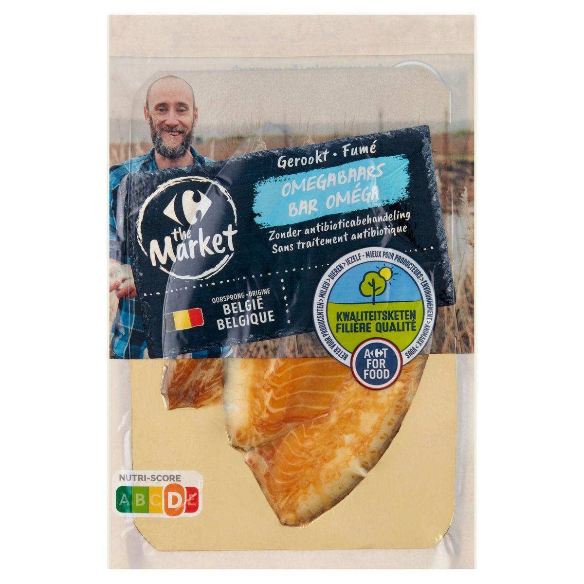 Carrefour Omegabaars Fumé FQC 110 g