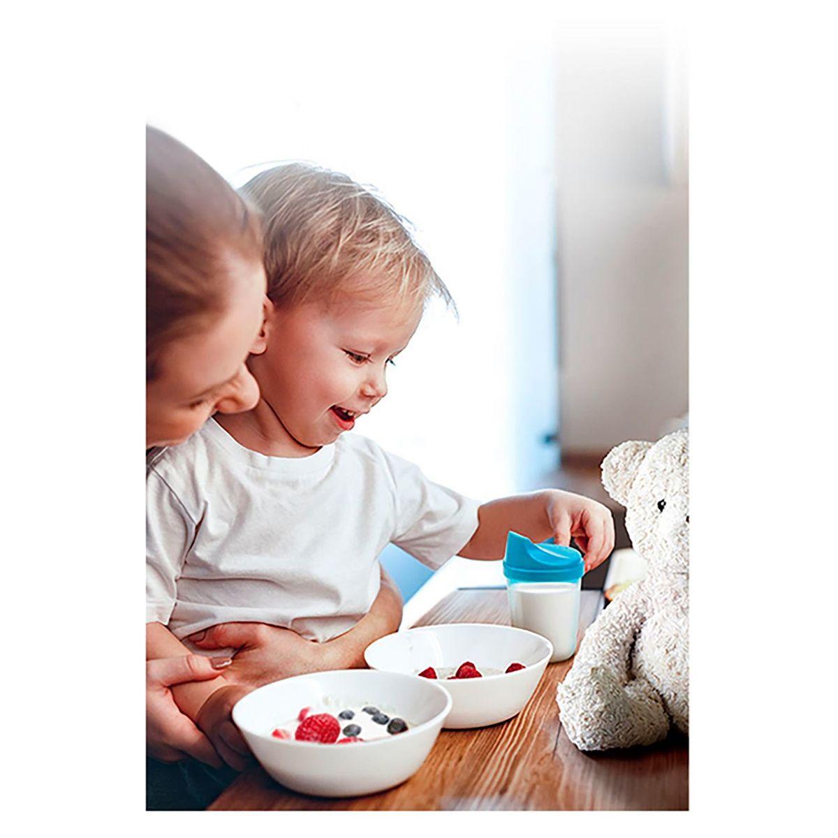 Nutrilon Fibers+ Lait de Croissance fibres poudre bébé dès 1 an 800g
