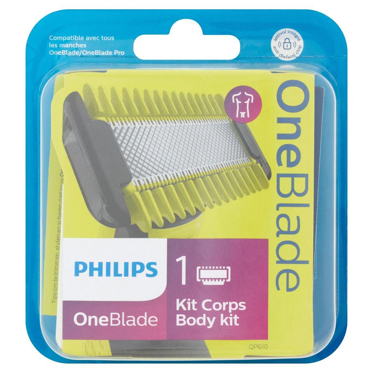 Philips OneBlade Body Kit
