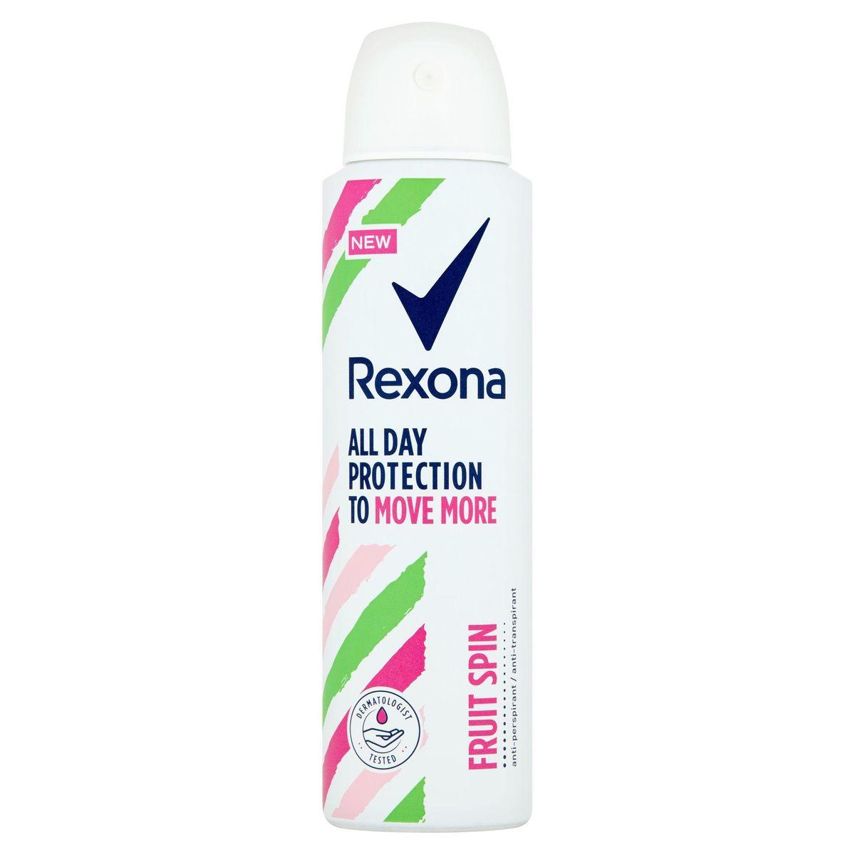 Rexona Women Déodorant Spray Fruit Spin 150 ml