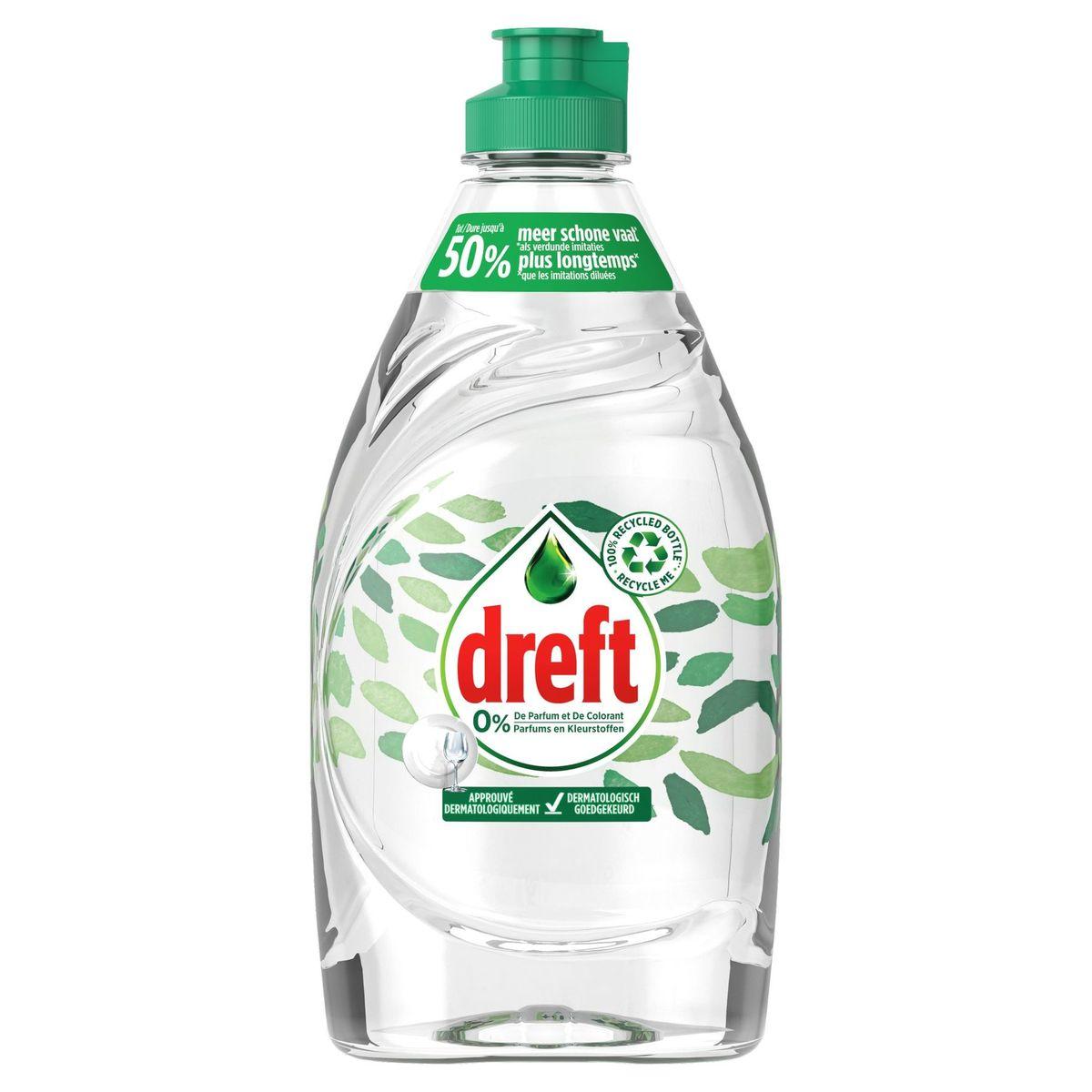 Dreft Pure & Clean Original Afwasmiddel 450 ml