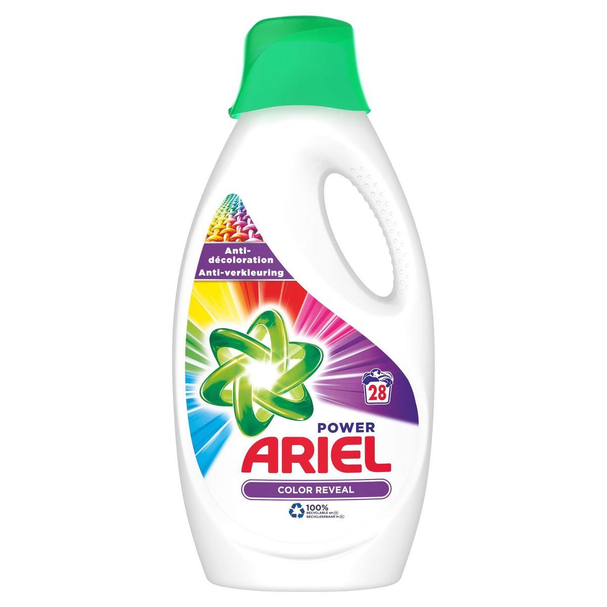 Ariel Color Reveal Vloeibaar Wasmiddel 1.54l, 28 Wasbeurten