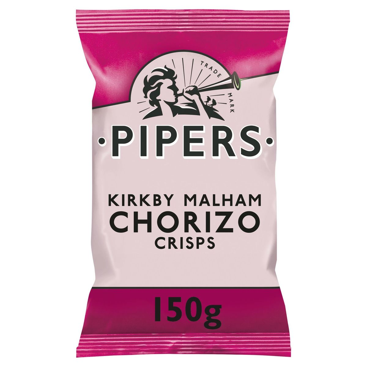 Pipers Chips Chorizo 150 gr