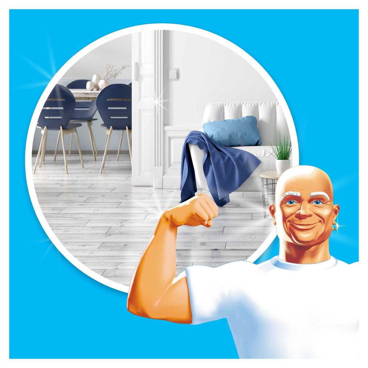 Mr. Propre Ultra Power Allesreiniger Zomer Citroen 1l